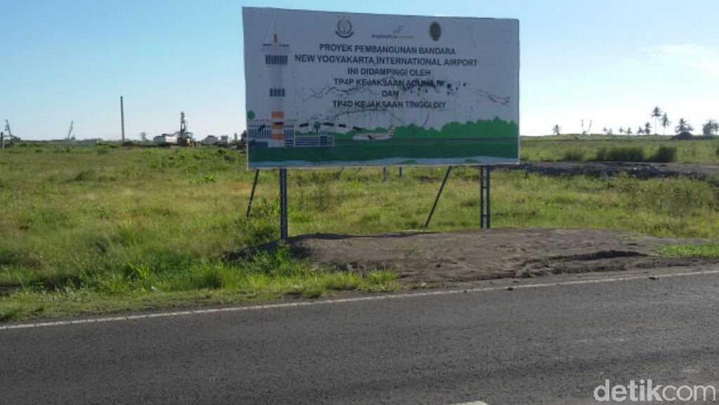 Apa Kabar Proyek Pembangunan Bandara Kulon Progo