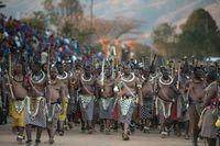 Suku Swazi (AFP)