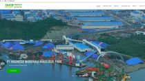 Bukan 3 Ribu Orang, PT IMIP: Kami Pekerjakan 2.100 TKA China