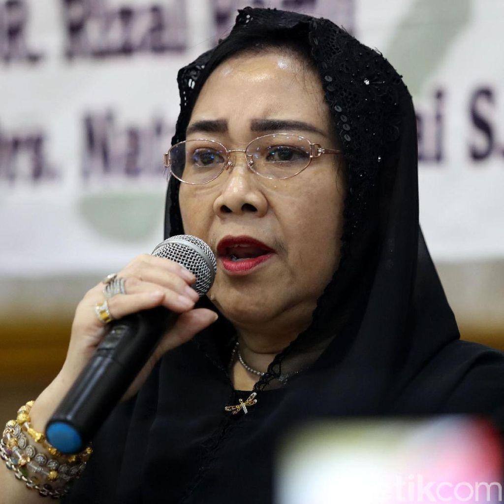 Upacara HUT Ke-73 RI, Rachmawati Menangis Ingat Sang Ayah