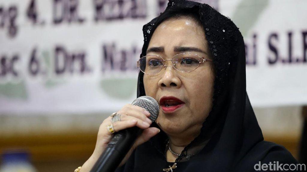 Rachmawati, Ketua GNPF-U, hingga Ketum PA 212 Masuk Timses Prabowo