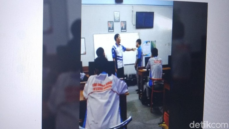 Didatangi Ormas, Guru Penampar Murid yang Viral Diamankan Polisi
