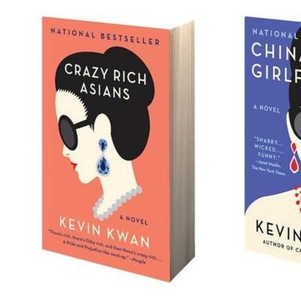 Crazy Rich Asians Meledak, Penjualan Novelnya Ikut Meroket