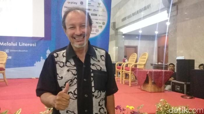Fuad Baradja Sayangkan Indonesia yang Belum Ratifikasi FCTC dari WHO. Foto: Frieda Isyana Putri