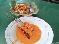 Sate Srepeh dan Sate Kikil, Varian Sate Enak dari Pesisir Jawa Tengah