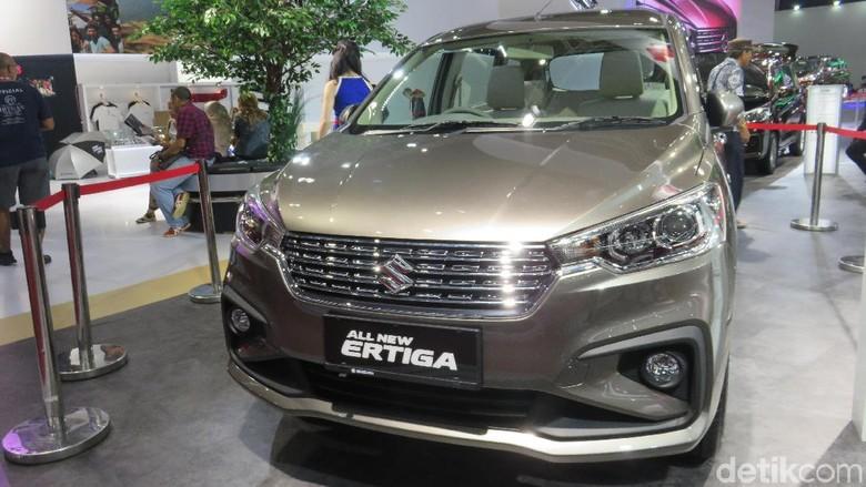 Suzuki Ertiga 2018 (Foto: Dadan Kuswaraharja)