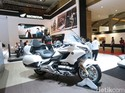 Laris Manis, 21 Unit Honda Goldwing Terjual