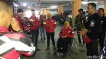 Pemotor Wanita Difabel Ini Touring untuk Bagikan Semangat Kartini