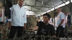 TB Hasanuddin Janji Kembalikan Kejayaan Rotan Cirebon