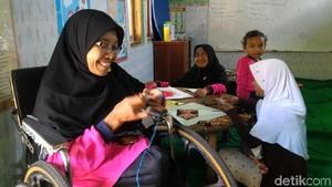 Ingin Anak Difabel Berpendidikan, Isnani Dirikan PAUD Inklusi