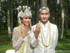 Happy Wedding Syahnaz dan Jeje Govinda