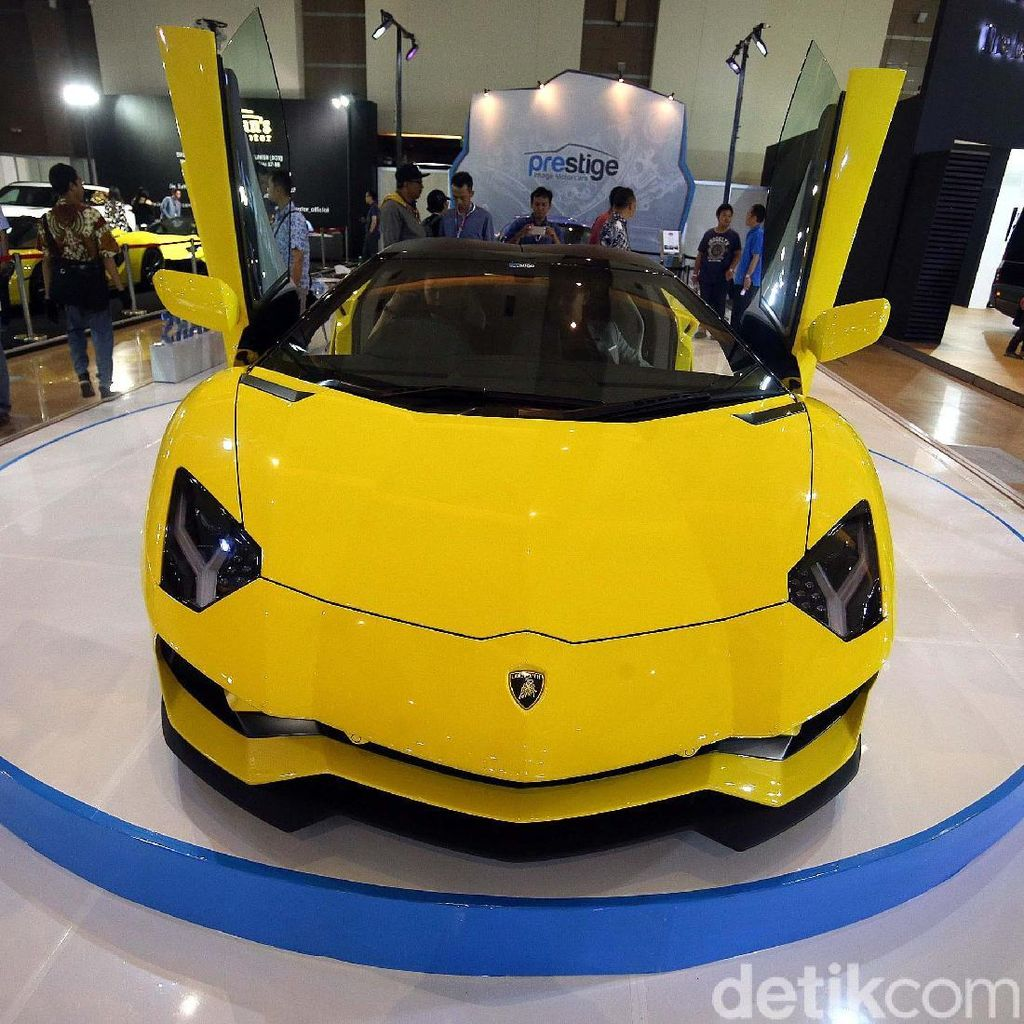 Lamborghini Akhirnya Pasang Hybrid