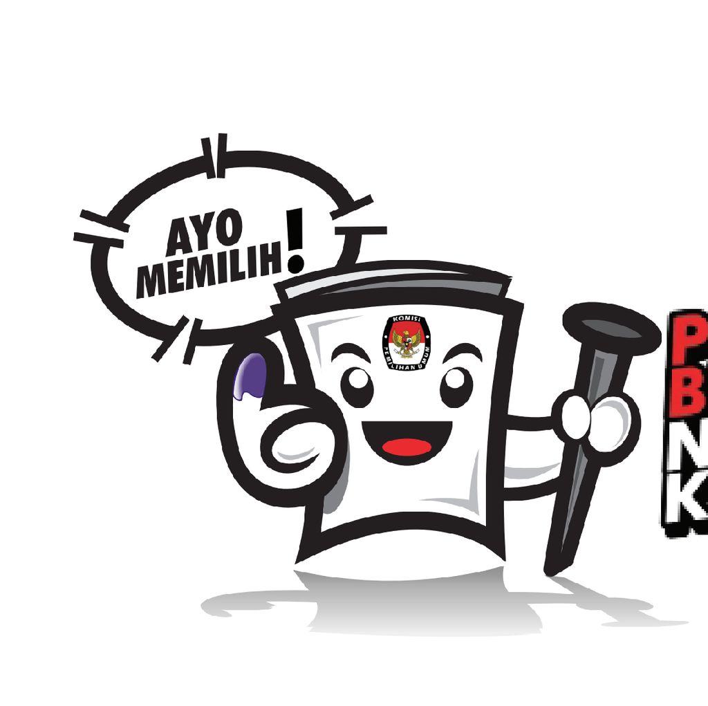Tim Kampanye Caleg PKS Ini Bagi Kartu Nama Bebas Tilang