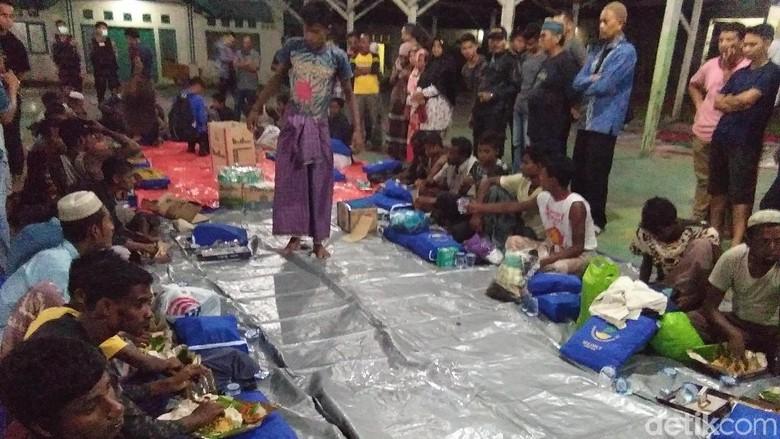 Sebelum ke Aceh, Pengungsi Rohingya Ditolak Thailand dan Malaysia