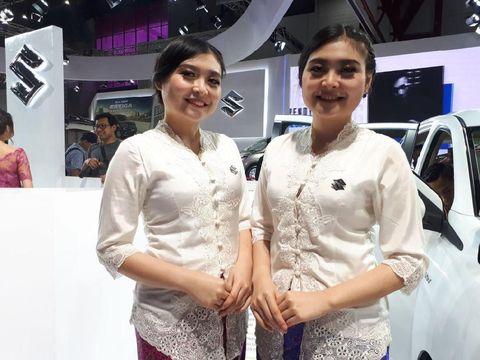 Kartini-kartini cantik di IIMS 2018