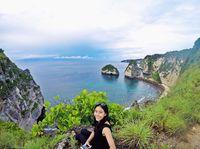 Ternyata Indonesia masih jadi destinasi favorit Tania