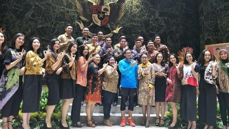 Sandiaga Ingin Abang-None Jadi Duta Program Rumah DP Rp 0