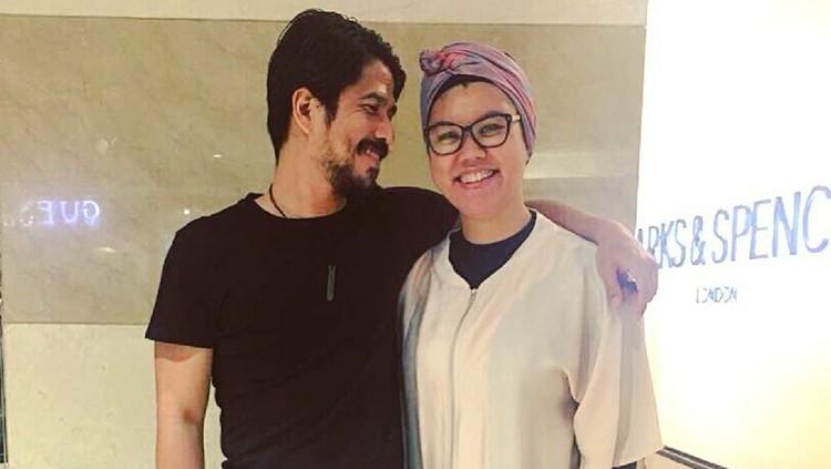 Ungkapan Romantis Ariyo Wahab untuk Istri di Ultah Pernikahan