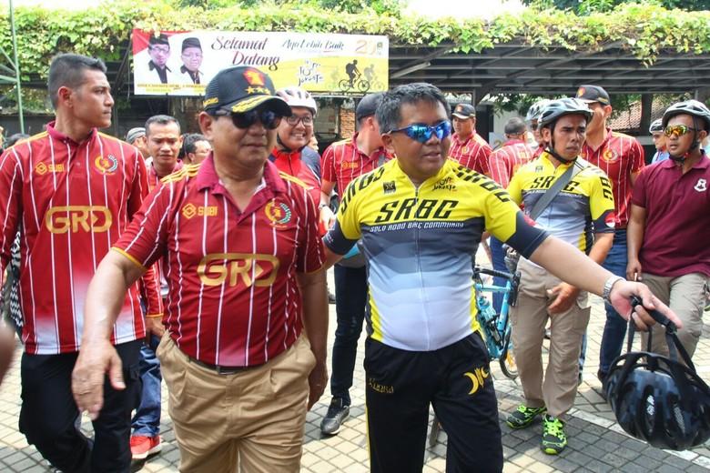 Makan Kambing di Milad PKS, Prabowo: Aduh Gawat, Saya Lagi Diet