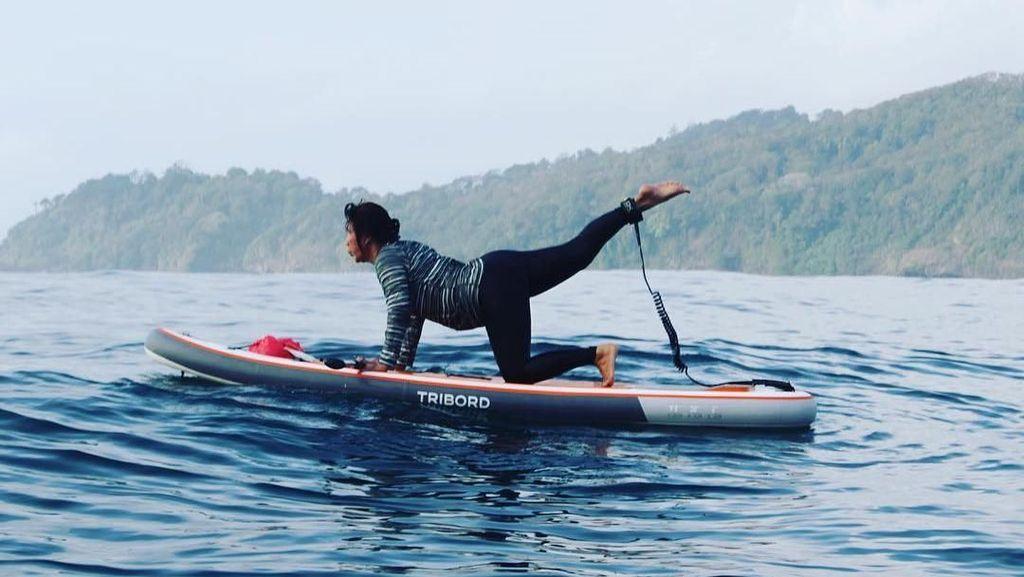 Potret Olahraga Menteri-Menteri Perempuan, Kartini Zaman Now