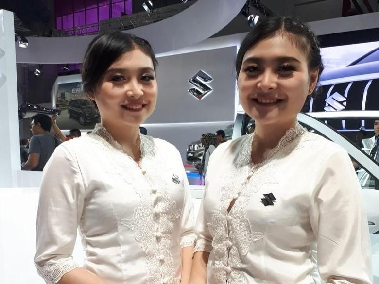 Kartini-kartini cantik di IIMS 2018 Foto: M luthfi Andika