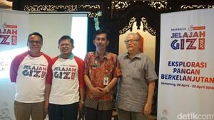 Kota Semarang Jadi Pilihan Jelajah Gizi untuk Promosikan Pangan Lokal