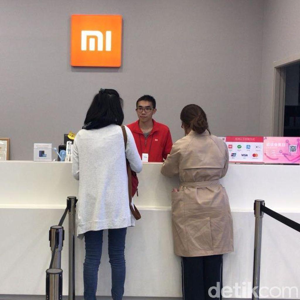 Xiaomi Janjikan Lebih Banyak Toko Offline Tahun Depan