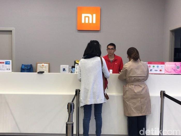 Toko Xiaomi Hangzhou, China.
