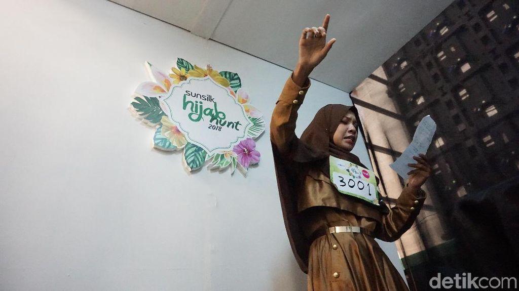 Kisah Haru Hijabers Aceh Kenang Ayah di Sunsilk Hijab Hunt Medan