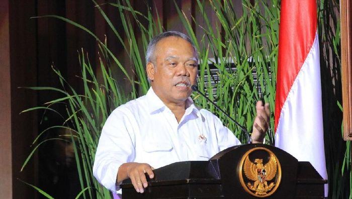 Menteri PUPR Basuki Hadimuljono/Foto: Dok PUPR