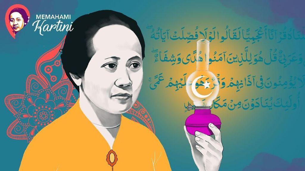 Cerita Ayat Quran Menerangi Pemikiran Kartini