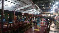 Malam Minggu di Simpang Lima Semarang, Ada Sate hingga Aneka Wedang