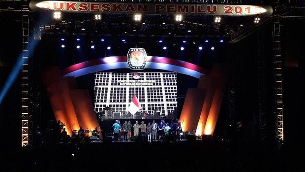 Lewat Komedi, KPU Sosialisasikan Pemilu 2019