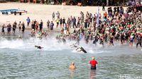 Sungailiat Triathlon pada 2018.