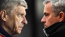 Wenger vs Mourinho di Final Liga Champions
