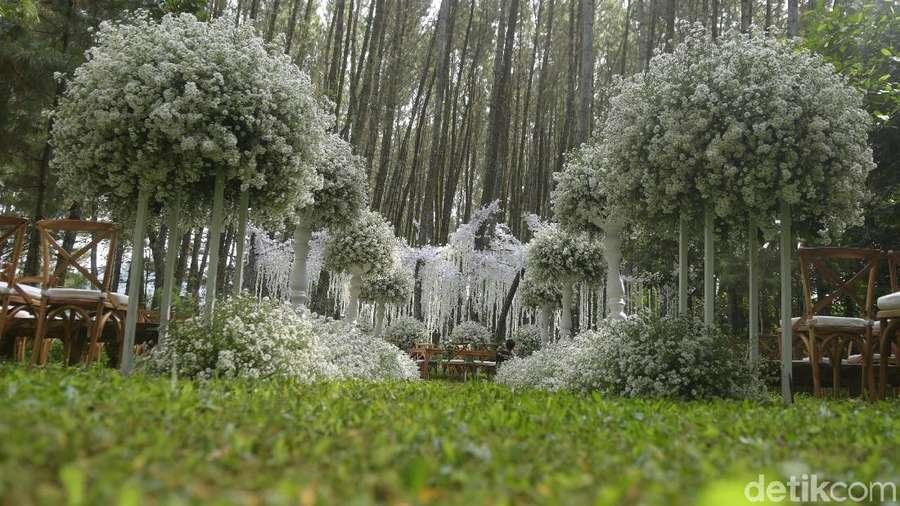 Ini Dia Tempat Pernikahan Syahnaz dan Jeje Govinda