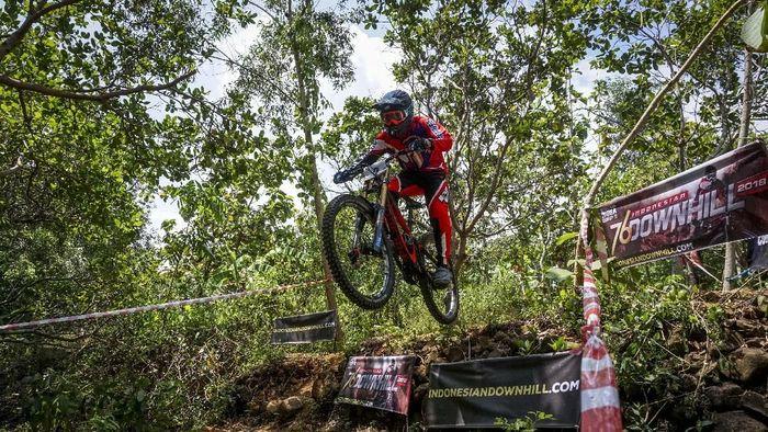 Indonesian Downhill Urban seri Bantul sudah tuntas hari ini (dok.Indonesian Downhill)