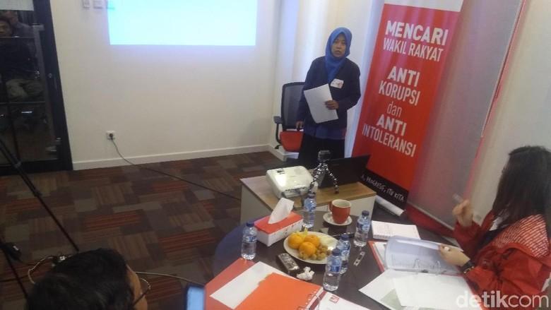 Mahfud MD Cecar Caleg PSI dengan Pertanyaan Kritis