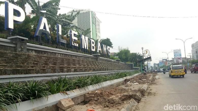 Ini Proyek Galian PLN yang Bikin Pjs Wali Kota Palembang Ngamuk