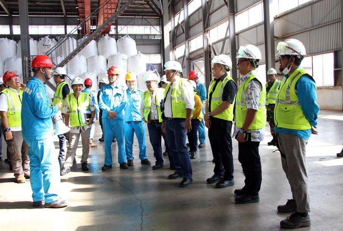Hasil produksi itu akan di ekspor ke beberapa negara tujuan seperti Tiongkok, India, Timur tengah dan Malaysia. Foto: dok. WHW