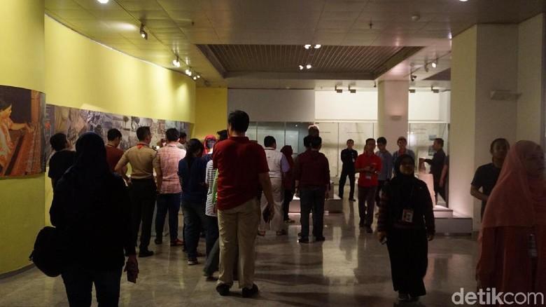Foto: Museum Nasional (Shinta Angriyana/detikTravel)