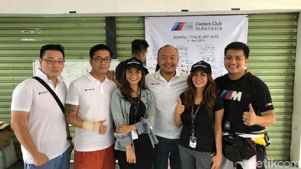 Ketika Pebalap ABM Racing Team Jadi 'Guru' di Sentul