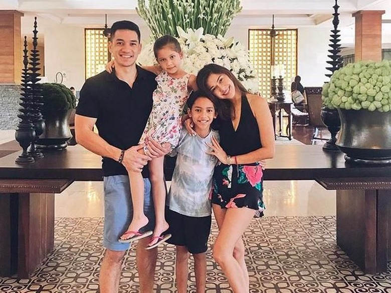 Foto: Keluarga Nana Mirdad (Instagram)