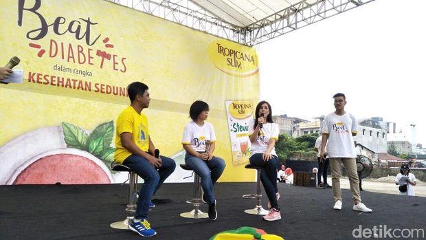 Live Report: Beat Diabetes Bareng Astrid Tiar