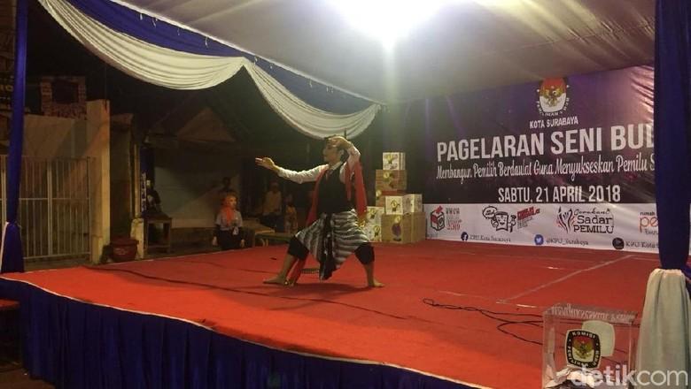Sosialisasikan Tahun Politik, Ini yang Dilakukan KPU Surabaya