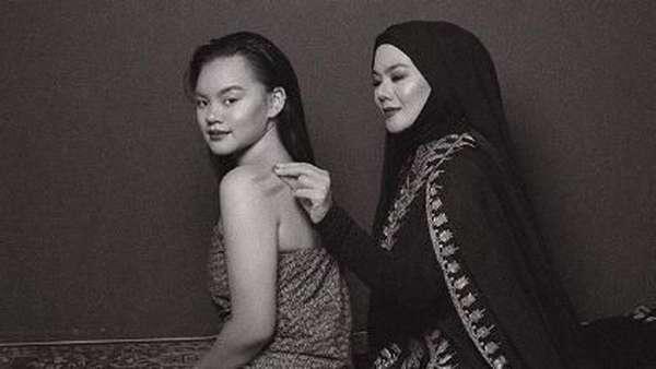 Amarah Shafa Harris Lihat Jennifer Dunn Bareng Keluarga Ayahnya