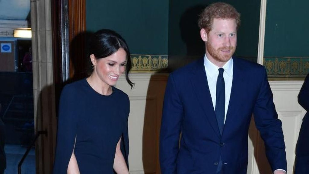 Keluarga Putri Diana akan Ambil Bagian di Nikahan Harry-Meghan