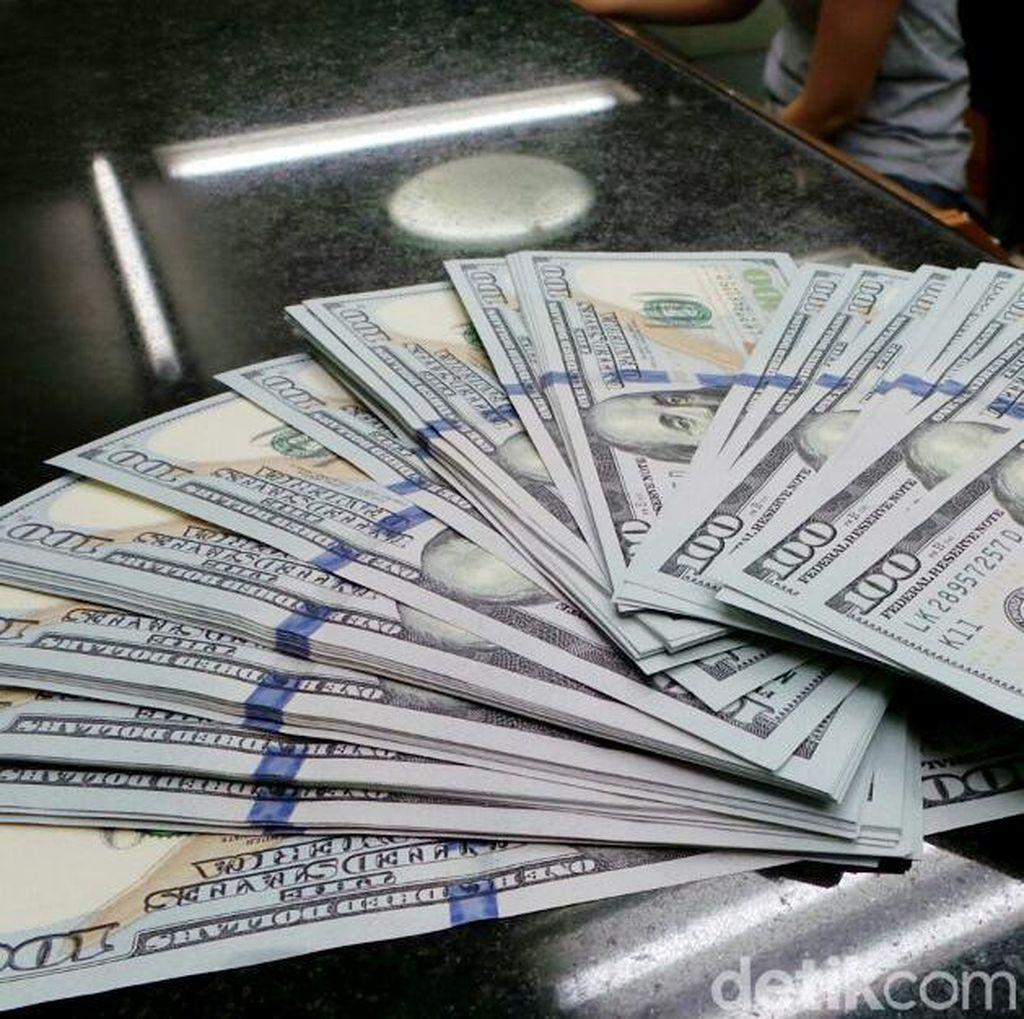 Dolar AS Rp 14.200, Pemerintah Santai