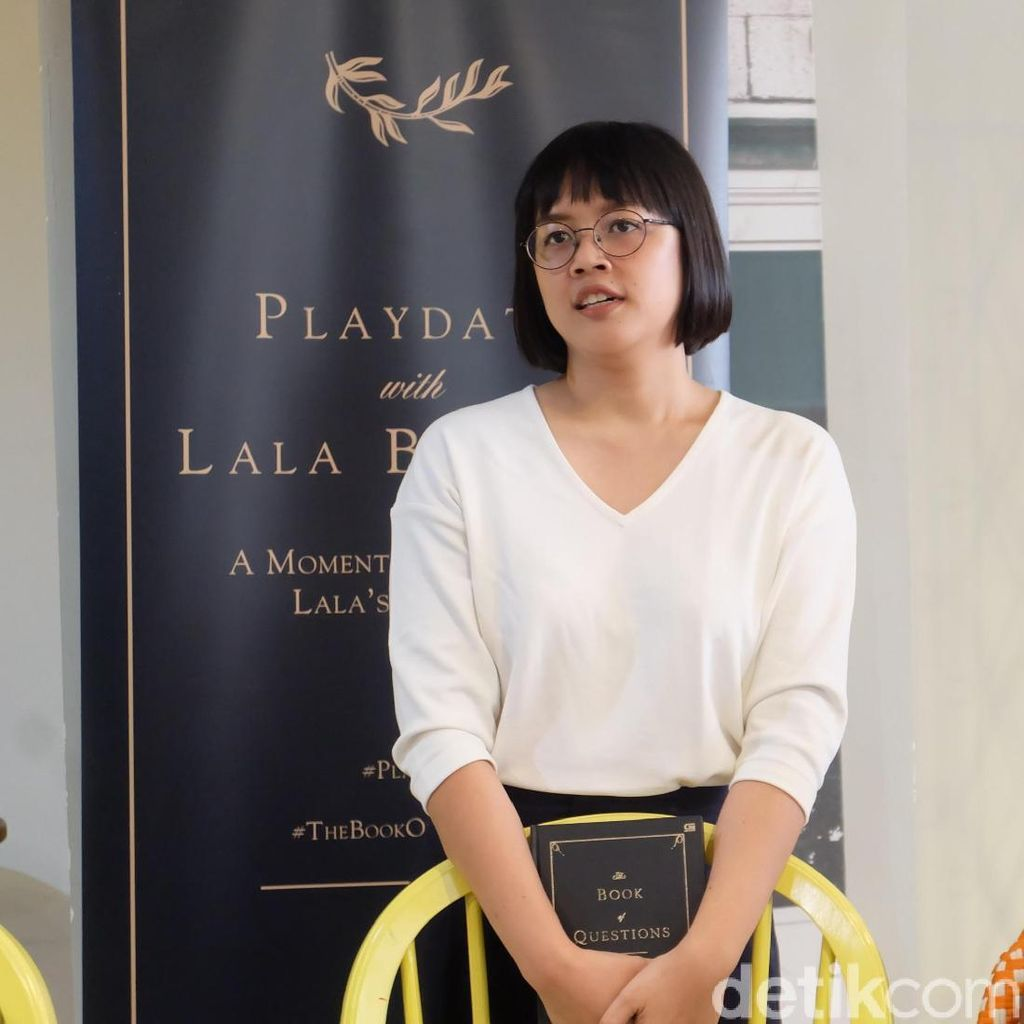 Lala Bohang akan Terbitkan The Book of Imaginary Beliefs