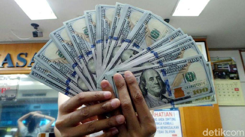 Dolar AS Tembus Rp 14.200, BI: Sudah Kembali Normal